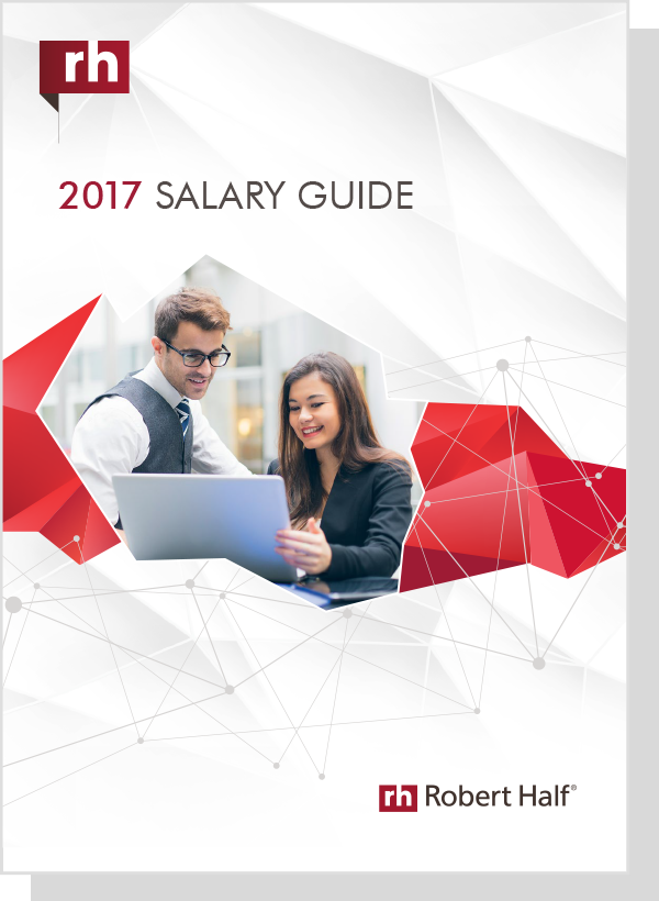 Salary Guides 2017