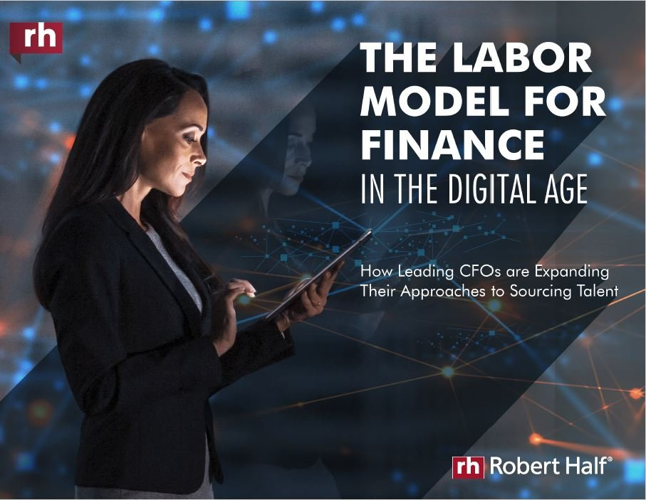 The Labor Model for Finance in the Digital Age
