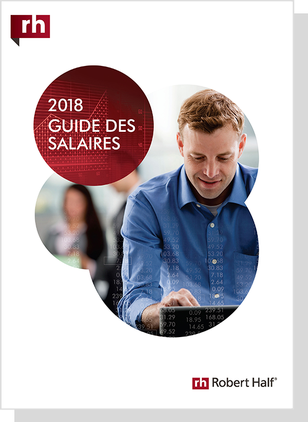 Cover Guide des salaires
